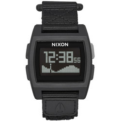 Nixon Base Tide Nylon 38 mm Watch