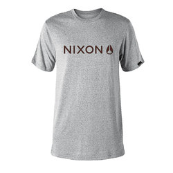 Nixon Basis Short Sleeve Tee Shirt
