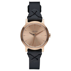Nixon Kenzi Leather Watch - Womens