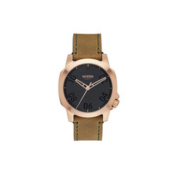 Nixon Ranger 40 Leather Watch
