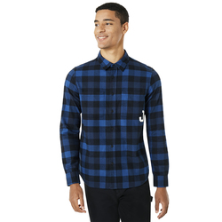 Oakley Icon Flannel LS Shirt - Men's