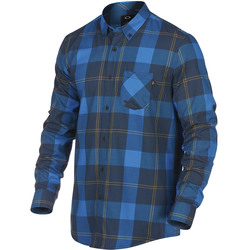 Oakley Long Sleeve Shred Woven Shirt