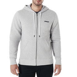 Oakley Street Logo FZ Fleece Jacket - Men's