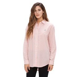 Obey 89 Check Button-Down Shirt - Women's