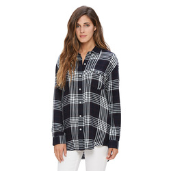 Obey Chelsea Button-Down Shirt - Women's