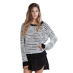 Obey Eastholme Raglan Long Sleeve Knit
