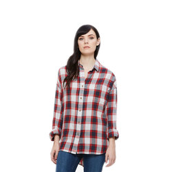 Obey Fischer Button-Down Shirt - Women's