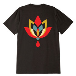 Obey Geometric Flower 2 Sustainable Tee