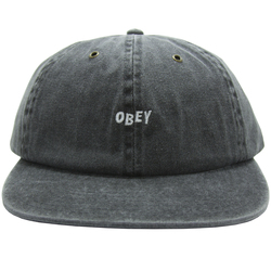 Obey Hadley 6 Panel Hat