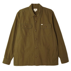 Obey Ideals Organic Field Long Sleeve Shirt