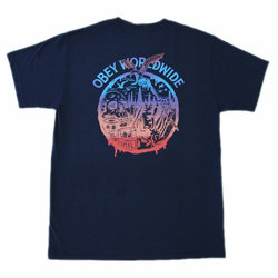 Obey Paint Spill Tee