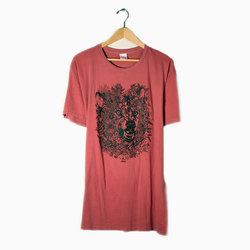 Obey Pretty Dangerous Lightweight Pigment Short Sleeved Tee - Mens