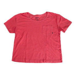 Obey Rosario Pocket Tee - Women's
