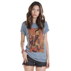 Obey Uganda Children 1 Tee Shirt - Women's
