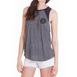 Obey War And Peace Bianca Cut Off Raglan - Women's