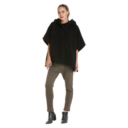 Obey Waterloo Poncho - Women's