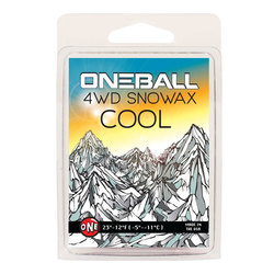 One Ball Jay 4WD Cool 165g Wax