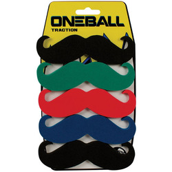 One Ball Jay Mustache 5 PK Traction Pad