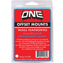 One Ball Jay Wall Mounts Offset Mounts