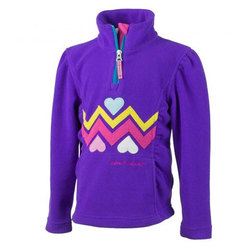 Obermeyer Ric-Rac Fleece Top - Kid's