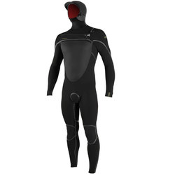 O'Neill Psycho Tech 5.5/4+MM Chest Zip Full W/Hood Wetsuit