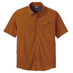 Outdoor Research 'Astroman' Short Sleeve Sun Shirt
