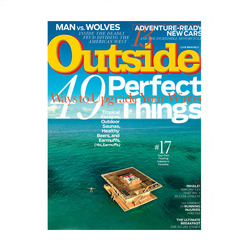 Outside Magazine February 2015