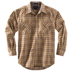 Pendleton Snap Front Western Canyon L/S Shirt