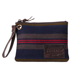 Pendleton Clutch With Grommet