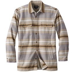 Pendleton Fleece Lined Shirt Jacket - Men's