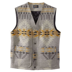 Pendleton Patch Pocket Wool Vest