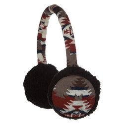 Pendleton Knit Ear Muffs
