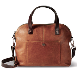 Pendleton Leather Bag