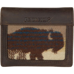 Pendleton Leather Trim Bifold Wallet