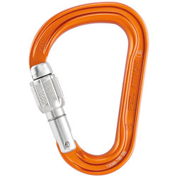 Petzel Attache Screw-Lock Carabiner