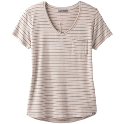 Prana Foundation Short Sleeve Top - Womens