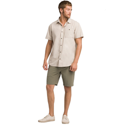 Prana Jaffra Short Sleeve Shirt - Men's