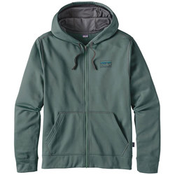Patagonia 73 Logo Polycycle Full Zip Hoody