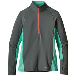 Patagonia All Weather Zip-Neck- Women's