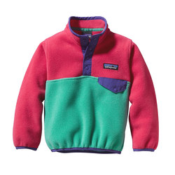 Patagonia Baby Lightweight Synchilla Snap-T Pullover