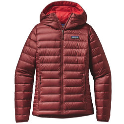 Patagonia Down Sweater Hoody - Womens