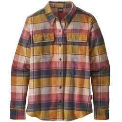 Patagonia Fjord Flannel Long-Sleeved Shirt - Women's
