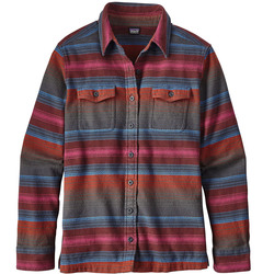 Patagonia Fjord Flannel Long-Sleeved Shirt - Womens