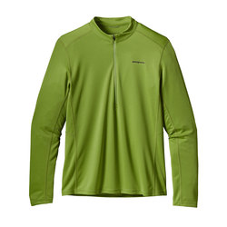 Patagonia Fore Runner L/S Zip Neck