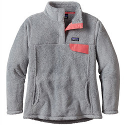 Patagonia Girl's Re-Tool Snap-T Pullover - Kid's