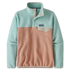 Patagonia Lightweight Synchilla Snap-T Pullover - Womens