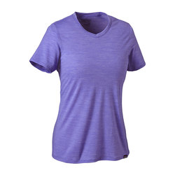 Patagonia Merino Daily V-Neck T-Shirt - Women's