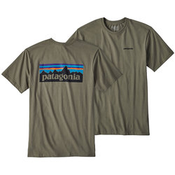Patagonia P-6 Logo Cotton T-Shirt - Mens