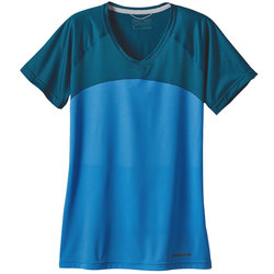 Patagonia Short-Sleeved Windchaser Shirt - Women's