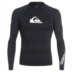 Quiksilver All Time Long Sleeve Rashguard - Men's